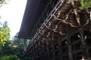 圓教寺摩尼殿の写真素材 [FYI01589507]