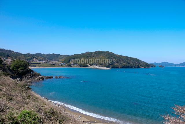 勢浜海岸の写真素材 [FYI01589900]
