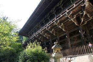 圓教寺摩尼殿の写真素材 [FYI01590384]