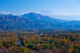 富士山の写真素材 [FYI01590660]