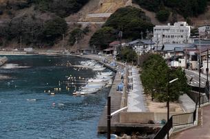 神子漁村の写真素材 [FYI01591031]