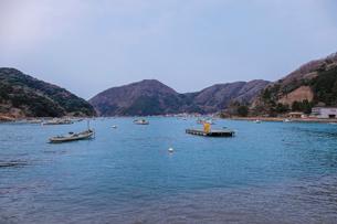 常神漁港の写真素材 [FYI01591118]