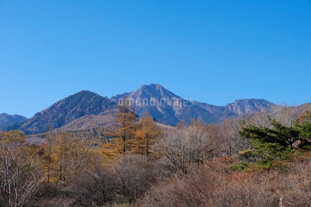 八ヶ岳の写真素材 [FYI01591169]