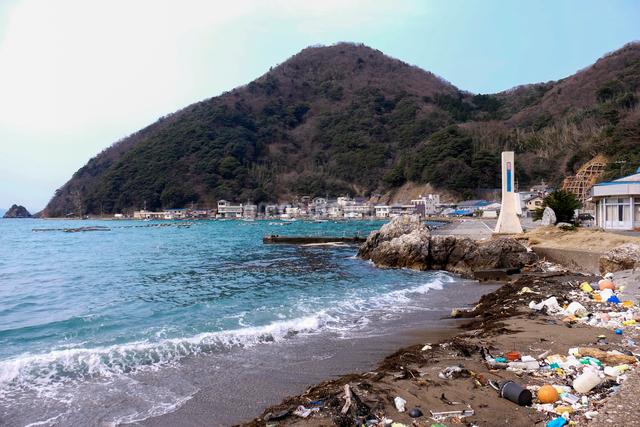 常神漁港の写真素材 [FYI01591445]