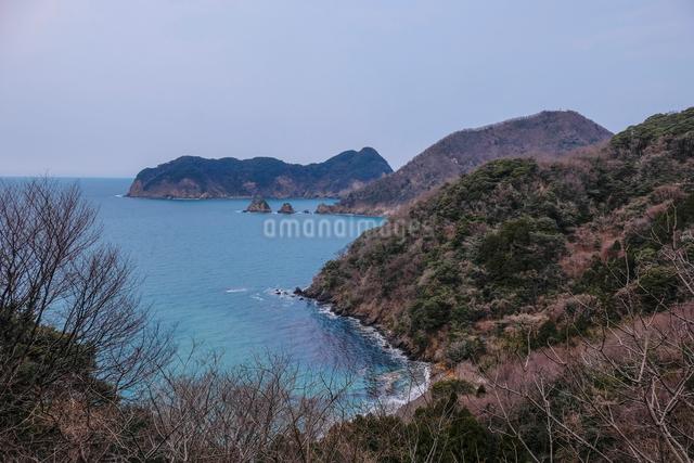 神子の海岸線の写真素材 [FYI01591450]