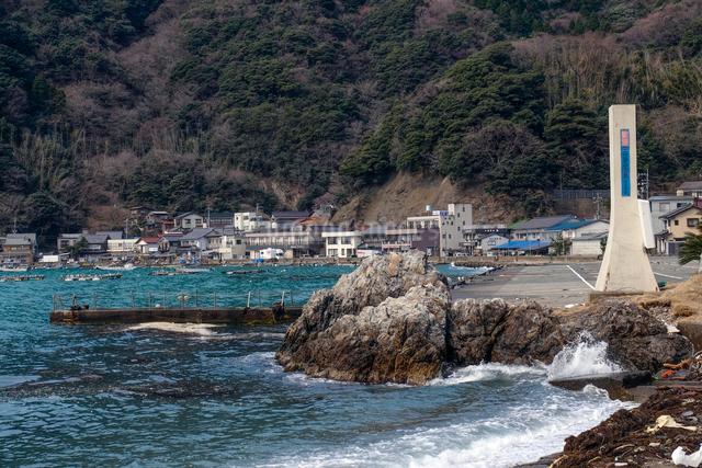 常神漁港の写真素材 [FYI01591522]