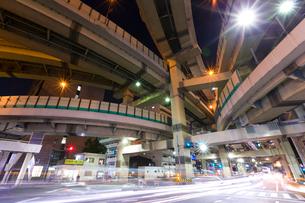 首都高速道路の写真素材 [FYI01592142]
