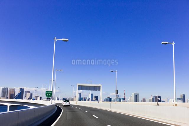 首都高速道路の写真素材 [FYI01592162]