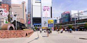 新橋駅前 SL広場の写真素材 [FYI01592177]