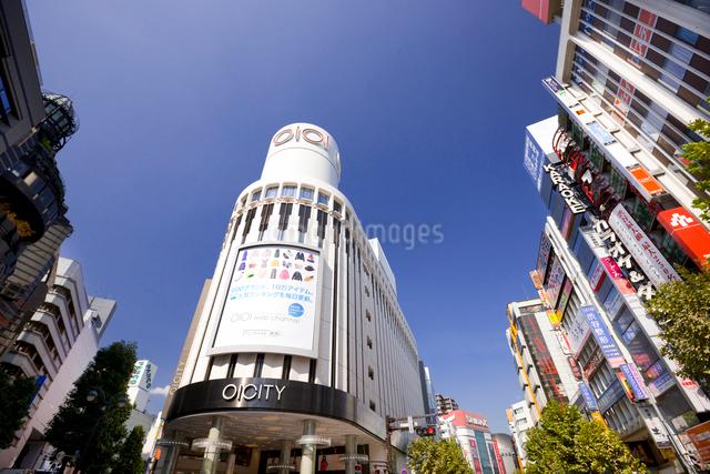 渋谷の町並みの写真素材 [FYI01592196]