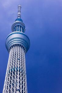 東京スカイツリーの写真素材 [FYI01592197]