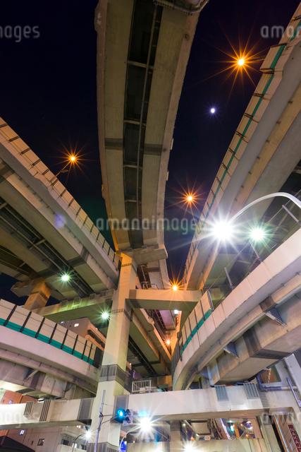 首都高速道路の写真素材 [FYI01592295]
