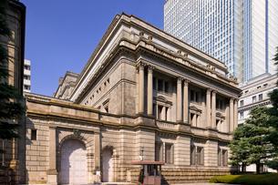 日本銀行 本店の写真素材 [FYI01592310]