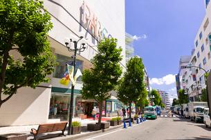 吉祥寺の街並の写真素材 [FYI01592343]