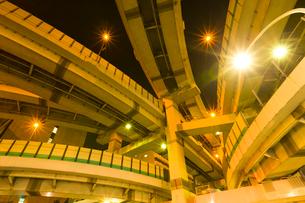 首都高速道路の写真素材 [FYI01592498]