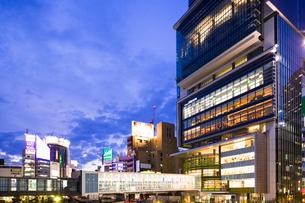 渋谷ヒカリエの写真素材 [FYI01592538]