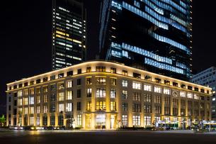KITTE JPタワー 東京中央郵便局の写真素材 [FYI01592643]