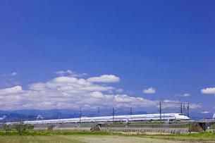 東海道新幹線 N700系の写真素材 [FYI01592768]
