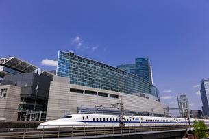東海道新幹線 N700系の写真素材 [FYI01592785]