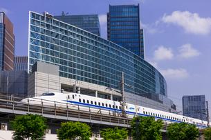 東海道新幹線 N700系の写真素材 [FYI01592849]