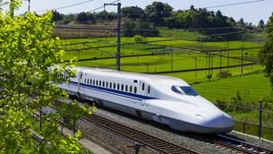 東海道新幹線 N700系の写真素材 [FYI01592989]
