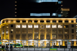 KITTE JPタワー 東京中央郵便局の写真素材 [FYI01593003]