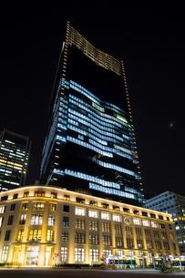 KITTE JPタワー 東京中央郵便局の写真素材 [FYI01593085]