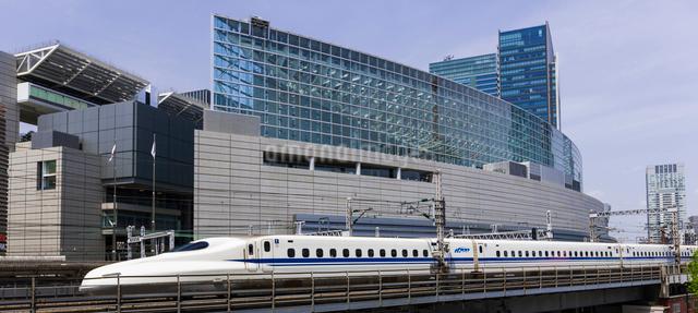 東海道新幹線 N700系の写真素材 [FYI01593086]