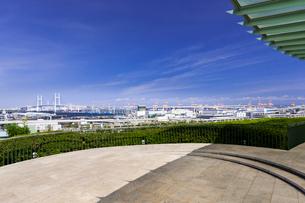 港の見える丘公園の写真素材 [FYI01593300]