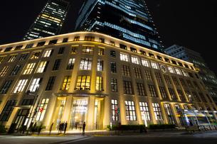 KITTE JPタワー 東京中央郵便局の写真素材 [FYI01593449]