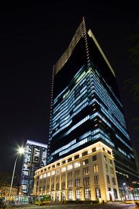 KITTE JPタワー 東京中央郵便局の写真素材 [FYI01593461]
