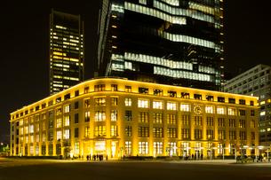 KITTE JPタワー 東京中央郵便局の写真素材 [FYI01593506]