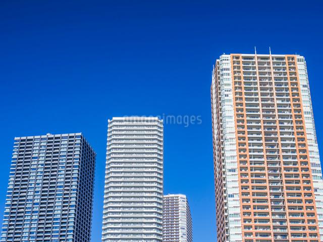 タワーマンションの写真素材 [FYI01593547]