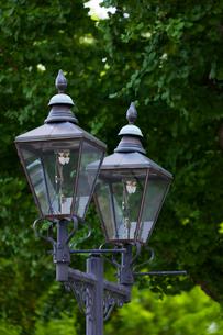 ガス燈の写真素材 [FYI01593581]