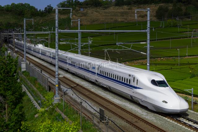 東海道新幹線 N700系の写真素材 [FYI01593597]