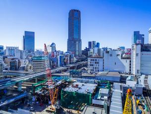 渋谷再開発の写真素材 [FYI01593633]