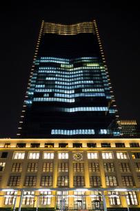KITTE JPタワー 東京中央郵便局の写真素材 [FYI01593691]