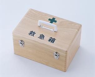 救急箱の写真素材 [FYI01593935]