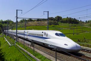 東海道新幹線 N700系の写真素材 [FYI01593950]