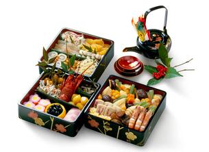 おせち料理の写真素材 [FYI01594332]