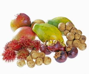 南国のフルーツの写真素材 [FYI01594410]