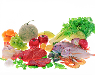 生鮮食品の写真素材 [FYI01594464]