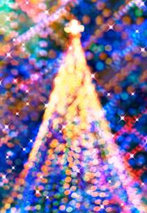 クリスマス・イルミネーションの写真素材 [FYI01594647]