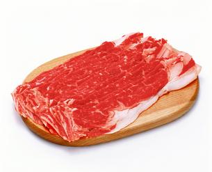 牛肉 ロースの写真素材 [FYI01594718]
