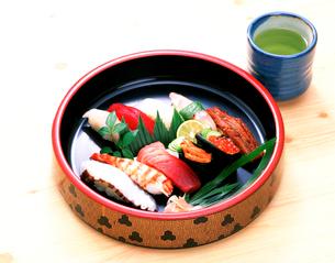にぎり寿司の写真素材 [FYI01594805]