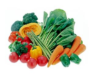 緑黄色野菜の写真素材 [FYI01594807]