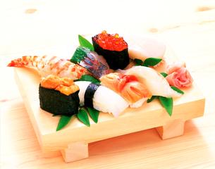 にぎり寿司の写真素材 [FYI01594816]