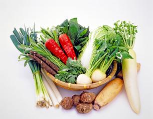 冬野菜の写真素材 [FYI01594920]