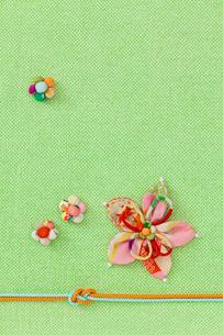 花のモチーフの写真素材 [FYI01595027]