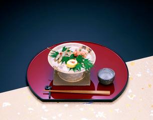 懐石料理の写真素材 [FYI01595031]